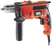 Black & Decker DR670 6.0-Amp 1/2-Inch Hammer Drill by Black & Decker
