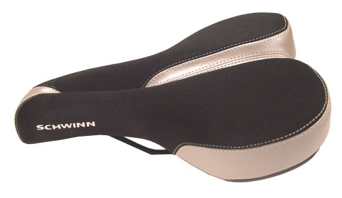 Schwinn Adult Ergonomic Bicycle Saddle