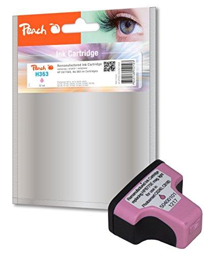 Peach PI300-303 Magenta Remanufactured Tintenpatronen Pack of 1