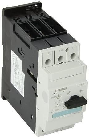 Siemens 3RV1031-4BB10 Motor Starter Protector, Screw Connection