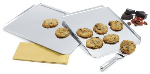 Norpro 16 Inch x12 Inch Stainless Steel Cookie Sheet