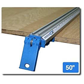 All in One Clamp A-50 50-Inch Grip Clamp Guide w/T-track