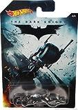 Hot Wheels, 2015 Batman, Batman: The Dark Knight Movie Bat-Pod Exclusive Die-Cast Vehicle #4/6