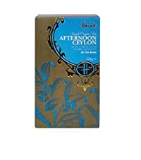 Harrods London. No. 16 Afternoon Ceylon, 50 Tea Bags 125g 4.4oz (1 Pack) Seller Product Id Afch0965 - USA Stock