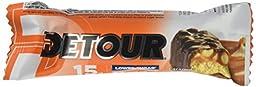 Whey Protein Bar 9-1.5oz (43g) Bars Caramel Peanut Sport Performance Bars Forwa