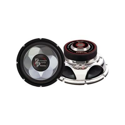 Pyramid Pw877x Power Series Subwoofer (8&#39&#39 400W) (Car Stereo Subs / Subwoofers)