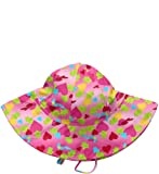 i play Baby Girls' Brim Sun Protection Hat
