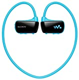 Sony NWZW273L.CEW - MP3 acuático para deporte, color azul