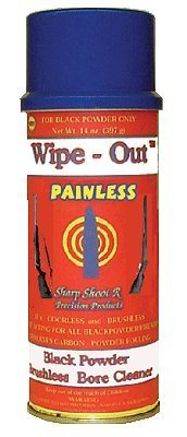 Wipeout WBP140 Wipeout Bore Cleaner Black Powder Solvent 14 oz by Wipeout (Wipeout Bore Cleaner compare prices)