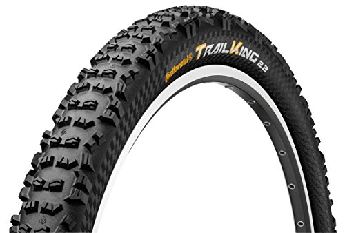 Continental Trail King Fold Protection/Apex Mountain Bike Tire, 29 x 2.2-Inch, Black (Continental Mtb Tires 29 compare prices)