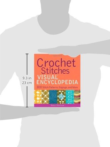 Crochet Stitches Visual Encyclopedia : Visual Crochet Stitches VISUAL Encyclopedia