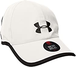 Under Armour Shadow 2.0 Casquette - Blanc (White) - Taille Unique