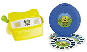 Fisher-Price SpongeBob SquarePants View-Master 3D Gift Set