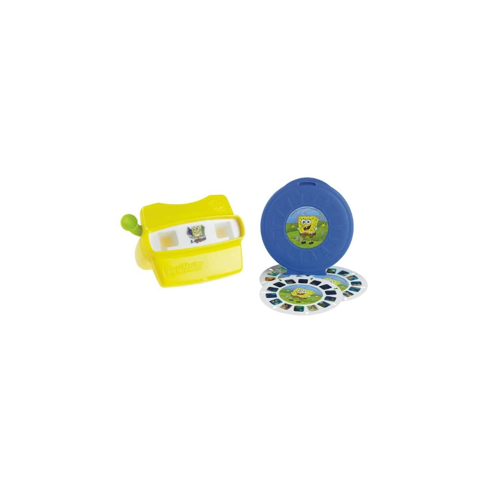 Price SpongeBob SquarePants View Master 3D Gift Set by Fisher Price