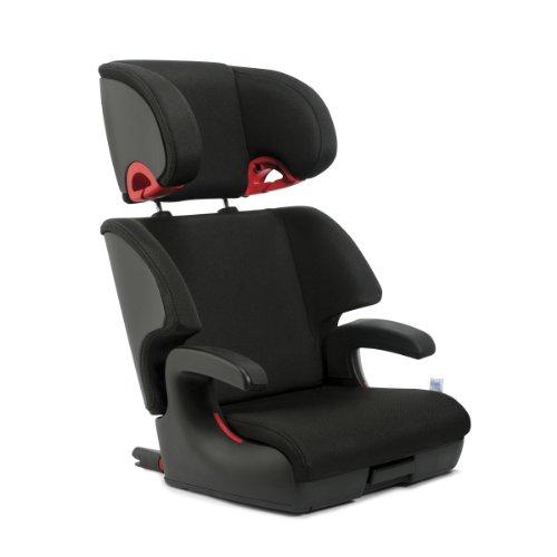 Clek Oobr Booster Car Seat, Drift front-4318