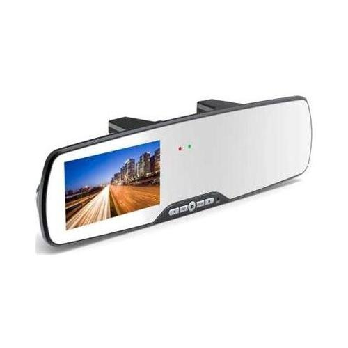 Bravo View Sl-D3008H 2.7-Inch Lcd Rear-View Mirror With Dvr Recording System