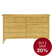 Hastings 10-Drawer Chest