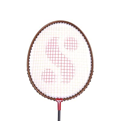 Silver's Saffron Gutted Badminton Racquet