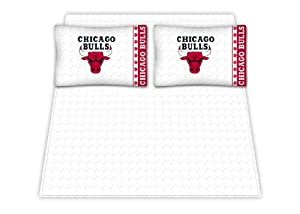 NBA Micro Fiber Sheet Set by Sports Coverage