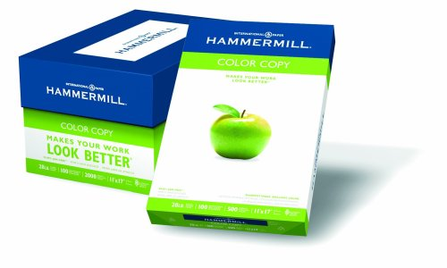 Hammermill Color Copy Paper, 100 Brightness,
