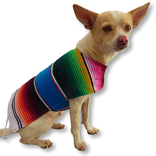 Dog-Clothes-Handmade-Dog-Poncho-from-Authentic-Mexican-Blanket-by-Baja-Ponchos