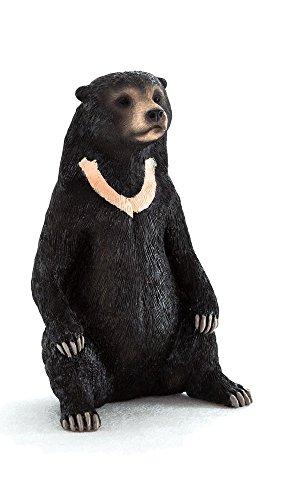 MOJO Fun 387173 Sun Bear - Realistic Asian Wildlife Toy Replica - 1
