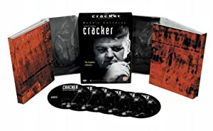 Cracker - The Complete Collection [DVD] [1993]