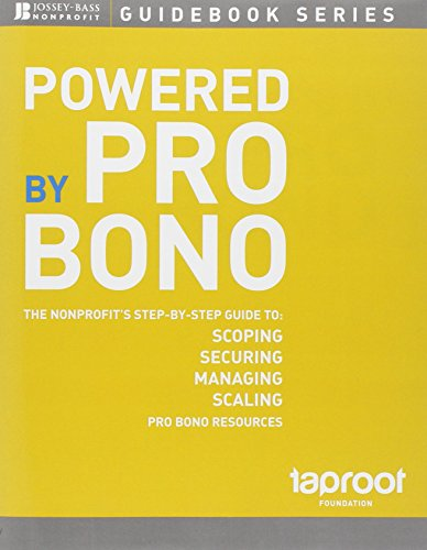Powered by Pro Bono: The Nonprofit PDF