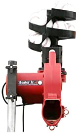 Heater Sports HTR299 Heater Junior Pitching Machine (Call 1-800-327-0074 to order)