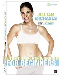 Jillian Michaels for Beginners - Frontside / Backside