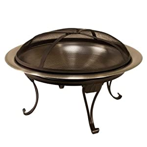 Steel Fire Pits Outdoor