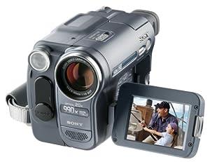Sony CCD-TRV128 20x Optical Zoom 990x Digital Zoom Hi8 Analog Handycam