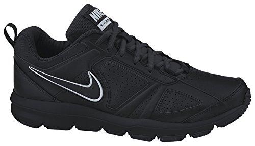 Nike T-Lite Xi- Scarpe fitness uomo, colore nero (black/black-metallic silverblack/black-metallic silver), taglia 47 1/2 EU (12 UK)