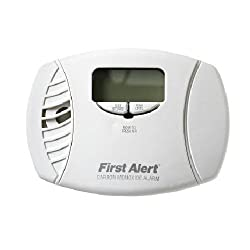 First Alert Digital Carbon Monoxide Alarm from First Alert