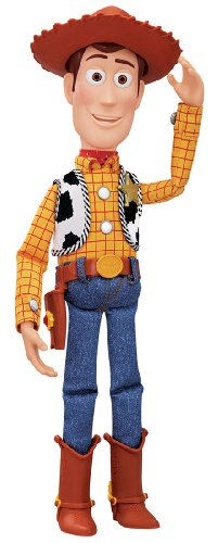 Disney toy / story redraw My talking action figure Woody
