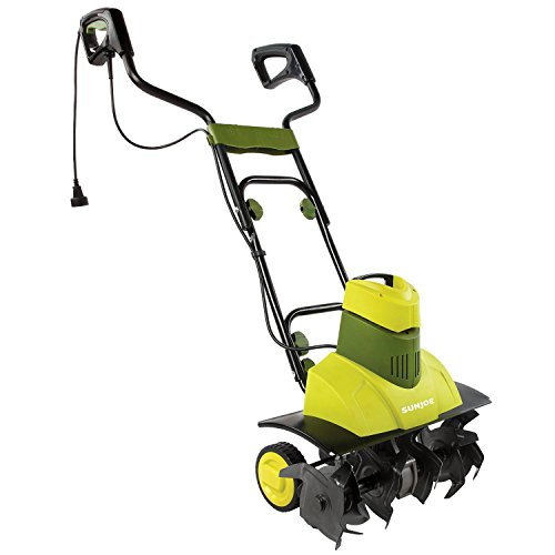 Sun Joe TJ601E Tiller Joe 9-Amp Electric Garden Tiller/Cultivator (Cultivator Electric compare prices)