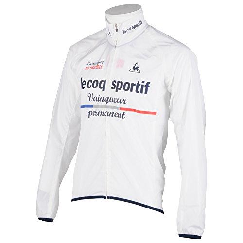 (ルコックスポルティフ)Le coq sportif ウィンドジャケット QC-571151 WHT WHT M