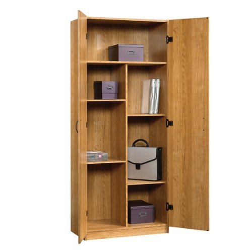 or office storage cabinet organizer great as a kitchen food pantry