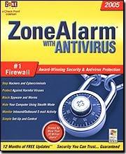 ZoneAlarm Firewall with Antivirus