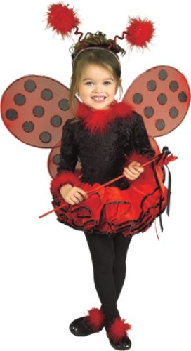 Child'S Costume, Lady Bug Tutu Costume, Small - (Size 4-6) (For 3-4 Years) front-497341