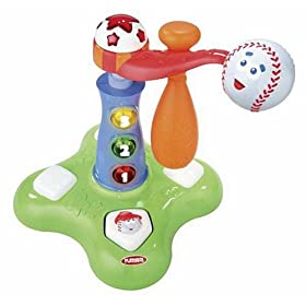 Hasbro Playskool Swing 'N Score Baseball