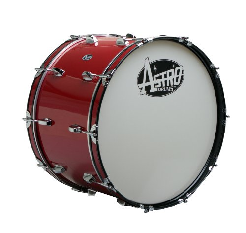 Astro Marching MR2214B-RD 22 - Inch Bass Drum