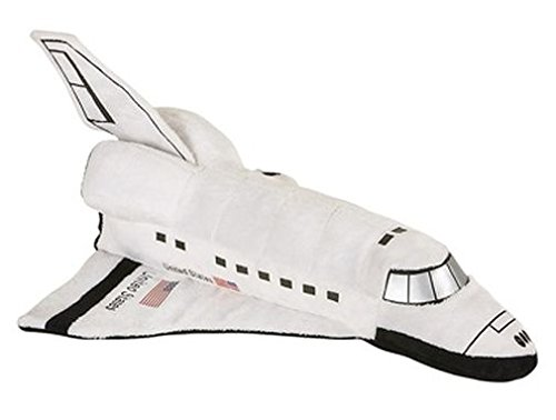 "14"" Space Shuttle Plush Stuffed Toy"