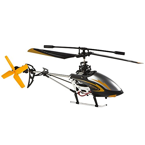 SkyRover Phoenix 4-Channel Radio Control Outdoor Helicopter (Outdoor Helicopter compare prices)