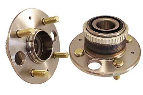 C513105X2 [2] REAR Premium Grade [ 4 Lug ] Wheel Hub Bearing Assemblies (Acura Integra Wheels compare prices)