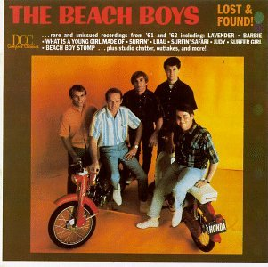 The Beach Boys - Lost and Found! (1961-62) - Zortam Music