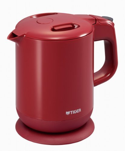 Tiger (0.8 L) Child Hopefully Electric Kettle Red Pcg-A080-R By Tiger