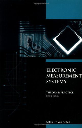 Willowdale J890 Ebook Pdf Download Electronic Measurement Systems Theory And Practice 2nd Edition By A F P Van Putten