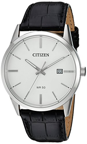 citizen-mens-quartz-stainless-steel-and-leather-casual-watch-colorblack-model-bi5000-01a