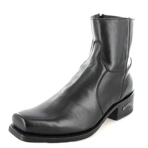 Sendra Boots 5200, Stivali uomo, nero (Bartolo Negro), 39 EU